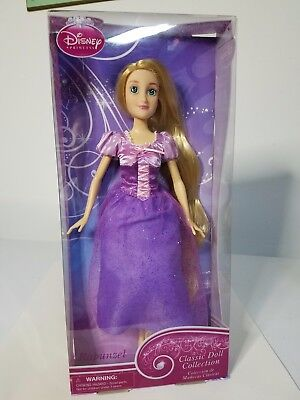 Disney classic doll collection Rapunzel from Tangled