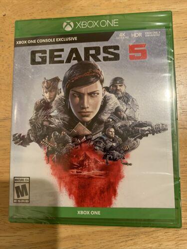 Gears 5 Standard Edition Xbox One Xbox Series X New - $8.00