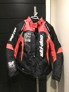 BRP Skidoo snowmobile jacket for sale