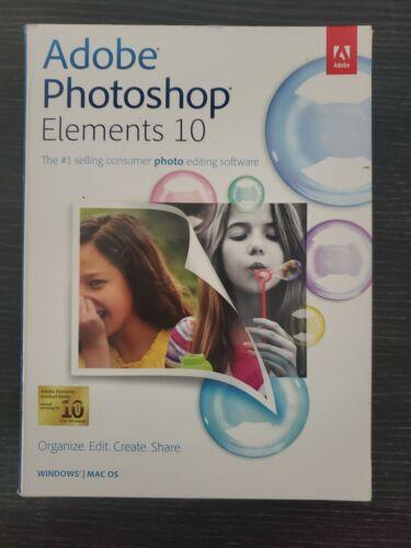 Adobe Photoshop Elements 10 for PC, Mac