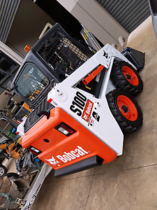 Bobcat Hire. Excavator hire. Tool hire Padstow Bankstown Area Preview