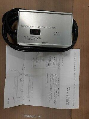 Bryant Bci E150 Vibratory Feeder Bowl Control 0 -10v