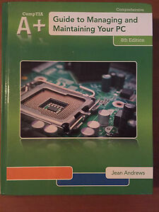 Jean Andrews, Guide to Managing and Maintaining your PC: