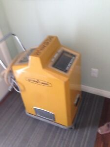 professional carpet cleaner asking 400