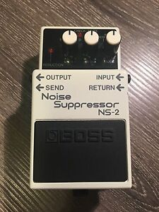 Boss NS-2 Noise Supressor Pedal