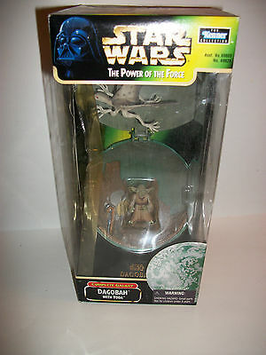 Star Wars Collectors Modern Toy Gift Sealed Dagobah World Yoda](Stars Wars Gifts)