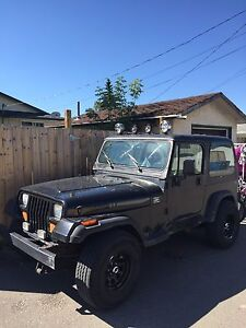 1994 yj. (On hold)