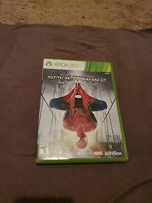 The Amazing Spider-Man 2 (Microsoft Xbox 360, 2014) Works