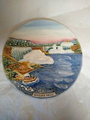 Vntg Porcelain Colorado Souvenir Decorative Wall Hanging Plate Gift State