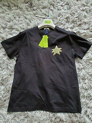 authentic versace jeans t-shirt,size XXL 100%  cotton