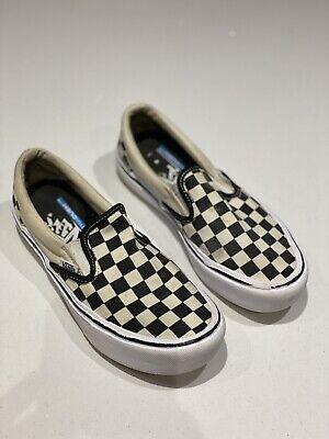 Vans Old Skool Slip On Checkerboard