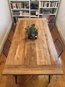 Beautiful 4-6 Seater Reclaimed Timber Table