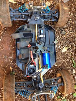 Rc buggy brushless x3 sabre 1/8 rc car Maleny Caloundra Area Preview