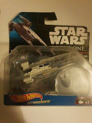 STAR WARS ROGUE ONE STARSHIPS REBEL U-WING FIGHTER WITH FLIGHT STAND NEW SEALED