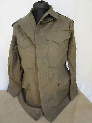 Army Feldjacke Fieldjacket US M43 Jagdjacke Vintage Nose Art Heritage Jagd Gr S for sale  Shipping to United Kingdom