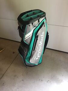 Golf Bag- TaylorMade San Clemente Cart Bag