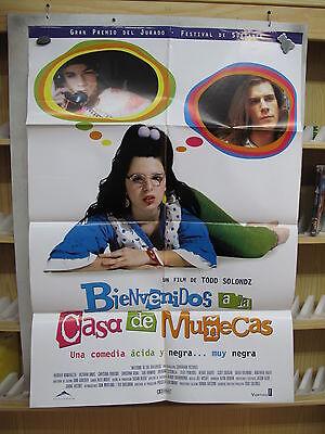 A3037 BIENVENIDOS A LA CASA DE MUÑECAS Heather Matarazzo, Angela Pietropinto, Vi