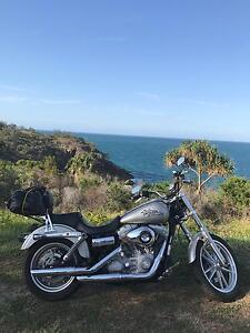 Dyna super glide Harley Davidson Maroochydore Maroochydore Area Preview