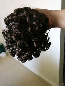 Curly pony tail wig Wynn Vale Tea Tree Gully Area Preview