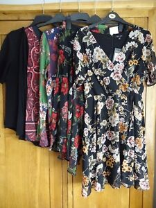 Womens Clothes Bundle Size 12 (Oasis, M&S,New Look) New with tags & Used