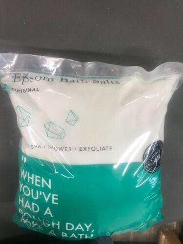 Epsom Salt 20lbs by Grace & Stella NEW!