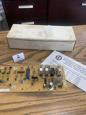 Hoshizaki 2u0139-01 Alpine Control Board