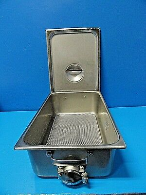 Polar Ware T304 Stainless Steel Medical Instrument Drainage Tray - Large17197