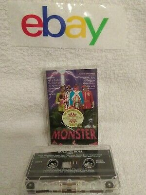 Rock N Roll Halloween Music (The Monster Mash Rock n' Roll Party! Cassette Tape)