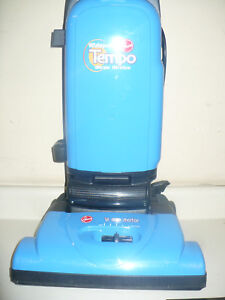 Hoover Tempo WidePath Bagged Upright Vacuum Cleaner, U5140900