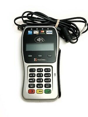 First Data Fd-35 Point Of Sale Card Reader
