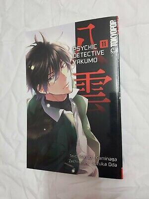 Psychic Detective Yakumo Manga Band 11