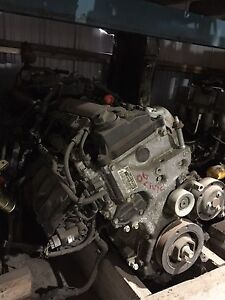 2006 HONDA CIVIC DX COUPE  ENGINE ONLY 19,588KMS
