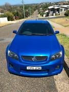 2010 Holden UTE VE SS-V Series 1 Hornsby Area Preview