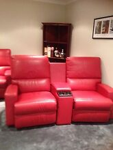 Leather Sofas Edgewater Joondalup Area Preview