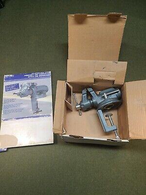 2-12 Wilton Cbv-65 Portable Clamp On Bench Machinist Mechanic Hobby Shop Vise
