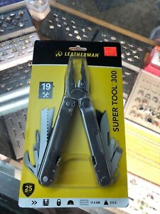 Brand new leather man super tool 300