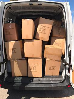 Fastway Courier business for sale