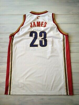 5a17700f6 Lebron James Cleveland Cavaliers basketball jersey 2XL NBA Champion