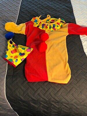 Infant Clown Costume 0-3months