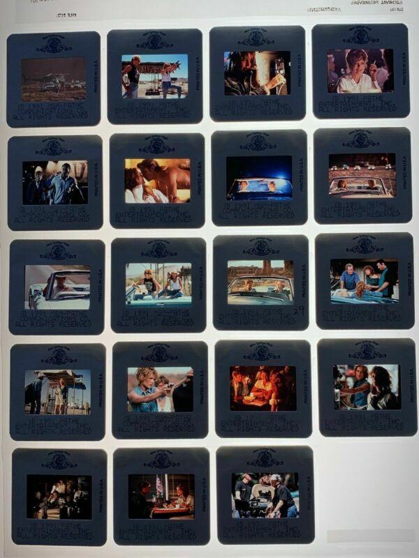 19 Thelma & Louise Movie 35mm Photo Slides Press Kit Promo Sarandon Davis Lot #2