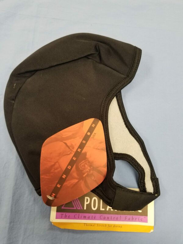 Henderson Polertec Skull Cap for Diving