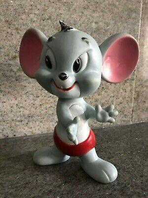 Ancien Pouet Tom & Jerry Fonctionnel Metro Goldwyn Meyer Squeak toy