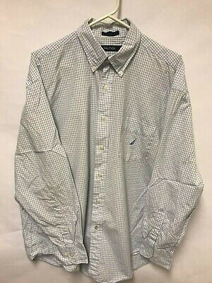 Nautica Mens XL Shirt
