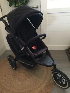 Phil & Teds Double Stroller - Excellent condition!