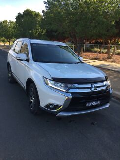 2016 Mitsubishi Outlander XLS 4x4 diesel Hay Hay Area Preview