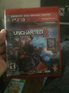 PS3 Umcharted 2: Among thieves