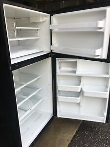 FREE FRIDGE black