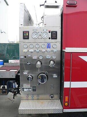 2005 Hale Qpac 1000 Gpm Water Fire Truck Pump Module Low Hours