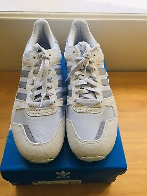 BNIB Adidas ZX 700 Shoes Trainers Silver Grey Size 10.5