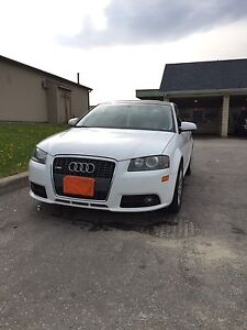 2008 Audi A3 2.0T S-Line ONLY 140km